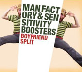 Man Factory & Sensitivity Boosters - Boyfriend Split