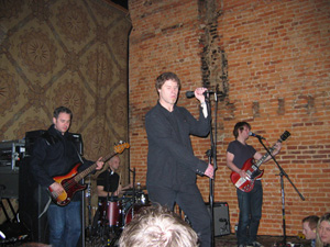 Soulsavers - November 28, 2007